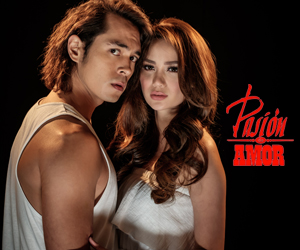 LOOK: JArci, sexy and bold in Pasion De Amor Finale Photoshoot