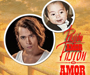 Pasion De Amor stars' adorable throwback photos