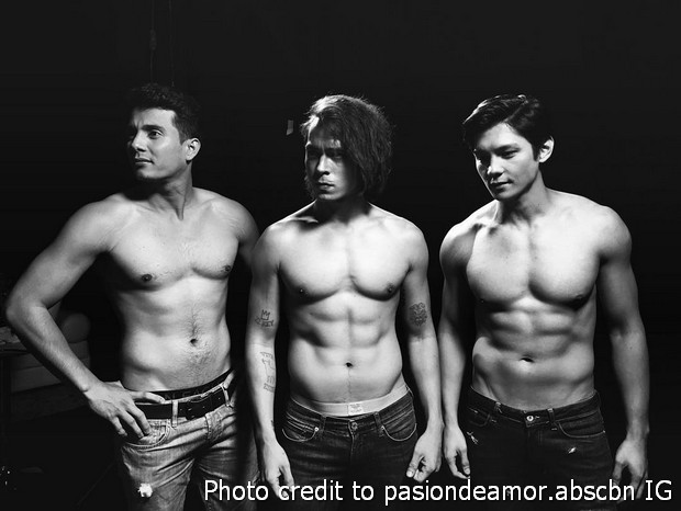 BEHIND-THE-SCENES: Pasion de Amor PhotoShoot 2016