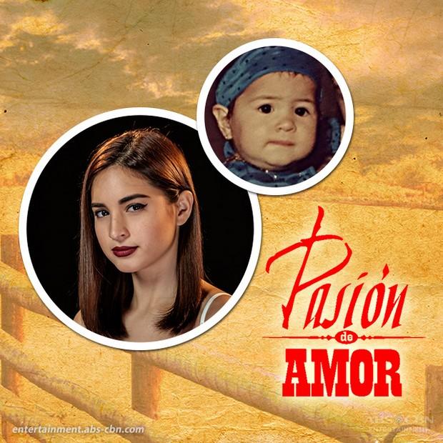 Pasion De Amor stars' adorable throwback photos