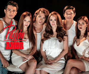 """""""Pasion De Amor"""" remain undefeated in timeslot against rival shows"""