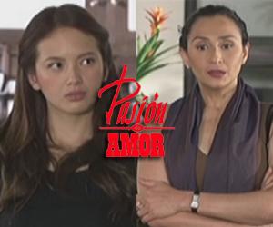 Gabriela tells Sari that she's withdrawing the case against Gabriel