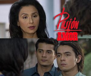 Gabriela confronts Juan and Franco about Gabriel